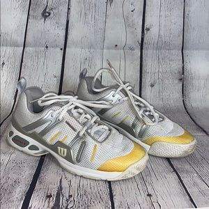 Wilson Women's Rush Athletic Shoe Size 7.5
